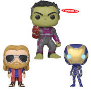Marvel Avengers: Endgame Wave 2 Pop! Vinyl - Pop! Collection