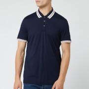 Ted Baker Men's Kazza Ribstart Polo Shirt - Navy
