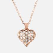 Ted Baker Women's Heyna Hidden Heart Pendant - Rose Gold