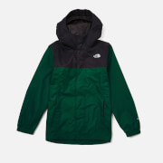 The North Face Boys' Resolve Reflective Jacket - Night Green