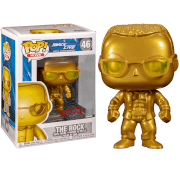 Figura Funko Pop! - The Rock EXC Dorado Matte - WWE