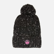 Superdry Women's Gracie Cable Beanie - Black