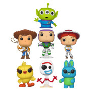 Toy Story 4 Wave 1 Pop! Collection