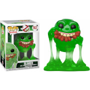 Ghostbusters Translucent Slimer EXC Pop! Vinyl Figure