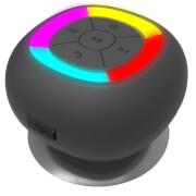 Sharper Image LED Google Assist Duschlautsprecher