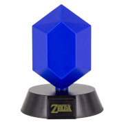 The Legend of Zelda Blue Rupee Lamp
