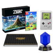 The Legend of Zelda: Link's Awakening Limited Edition + Blue Rupee Lamp