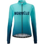 Morvelo Women's Aqua Thermoactive Long Sleeve Jersey