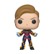 Marvel Avengers: Endgame Captain Marvel Funko Pop! Vinyl