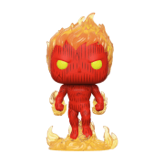 Marvel Fantastic Four Human Torch Funko Pop! Vinyl