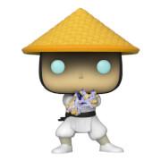 Figura Funko Pop! - Raiden - Mortal Kombat