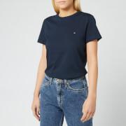Tommy Hilfiger Women's Heritage Crew Neck T-Shirt - Midnight