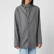 RAINS Women's Jacket - Charcoal