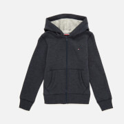 Tommy Kids Boys' Essential Zip Up Hoody - Sky Captain