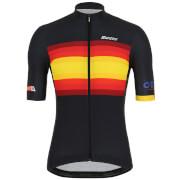 Santini La Vuelta 19 Kilometro Cero Jersey