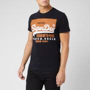 Superdry Men's Vintage Logo T-Shirt - Black