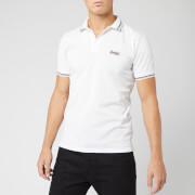 Superdry Men's Classic Lite Micro Sports Polo Shirt - Optic