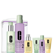 Clinique Great Skin Anywhere Dramatically Different Moisturising Lotion Set