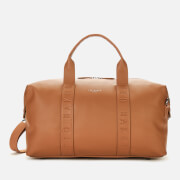 Ted Baker Men's Hungar Debossed Holdall Weekend Bag - Tan