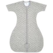 aden + anais Snug Fit Sleeved 1.5 Tog Sleeping Bag - Heather Grey
