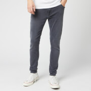 Nudie Jeans Men's Skinny Lin Jeans - Concrete Grey
