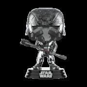 Star Wars: Rise of the Skywalker - Knights of Ren Club (Hematite Chrome) Pop! Vinyl Figure