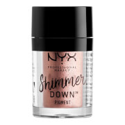 NYX Professional Makeup Shimmer Down Pigment 1.5g (Various Shades)