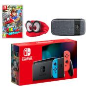 Nintendo Switch Super Mario Odyssey Pack