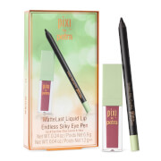 PIXI MatteLast Liquid Lip + Endless Silky Eye Pen (Worth £28.00)