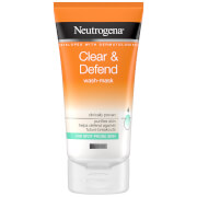 Neutrogena® Clear & Defend 2 in 1 Wash-Mask 150ml
