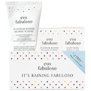 evo fabuloso It's Raining Fabuloso - Platinum Blonde (Worth $59.85)