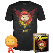 EXC Pop and Tee Bundle: Dark Phoenix - Black