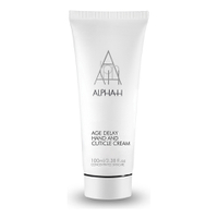 Alpha-H Age Delay Hand & Cuticle Care Cream (100ml)