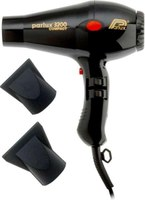 Parlux 3200 Compact Hair Dryer - Sort