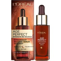 L'Oreal Paris Age Perfect加强滋养精华液30ml