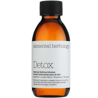 Aceite de baño Detox Botanical Bathing Infusion de Elemental Herbology 150 ml