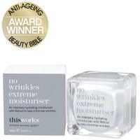 Crema humectante No Wrinkles Extreme Moisturiser (48 ml) de this works