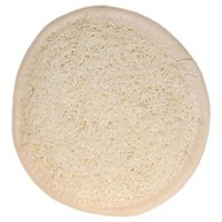 HYDREA LONDON ORGANIC EGYPTIAN LOOFAH FACE PAD (10CM)