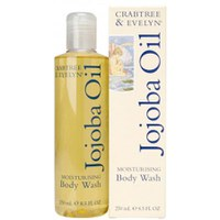 CRABTREE & EVELYN JOJOBA OIL MOISTURISING BODY WASH (250ML)