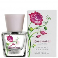 Rosewater Eau De Toilette de Crabtree & Evelyn (30 ml)