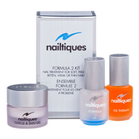 Kit de Nailtiques Fórmula 2 (3 productos)