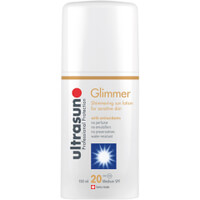 Ultrasun Glimmer SPF20 - Formule sensible (100ml)