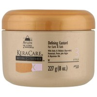 Keracare Natural Textures Defining Custard (227G)