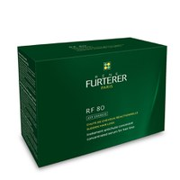 René Futerer RF 80 Concentrated Hair Loss Treatment traitement perte des cheveux (12 fioles)