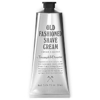 Old Fashioned Shave Cream Tube de Triumph & Disaster 90ml