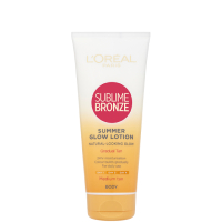 Auto-bronzant progressif L'Oreal Paris Sublime Bronze Gradual Tan - Moyen (200 ml)