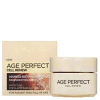 Crema de día reparadora L'Oreal Paris Dermo Expertise Age Perfect Cell Renew Advanced - SPF15 (50 ml)