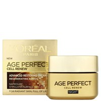 L'Oreal Paris Dermo Expertise Age Perfect Cell Renew Advanced Restoring Night Cream (50 ml)