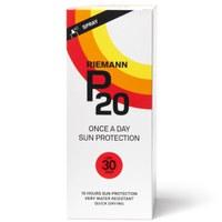 Riemann P20 Once a Day Sun Protection Spray SPF30 200ml