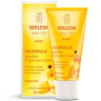 Crème de protection météoau calendula Weleda Baby(30ml)